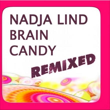 DCD020 – Nadja Lind – BRAIN CANDY REMIXED