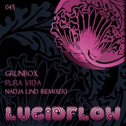 LF045 – Grünbox – Pura Vida (incl. Nadja Lind Remix)