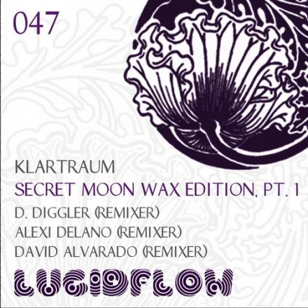 LF047 – Klartraum – Secret Moon Wax Edition