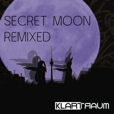 Klartraum – Secret Moon Remixed (rmx Ian Pooley, David Alvarado, Vince Watson, Of Norway…)