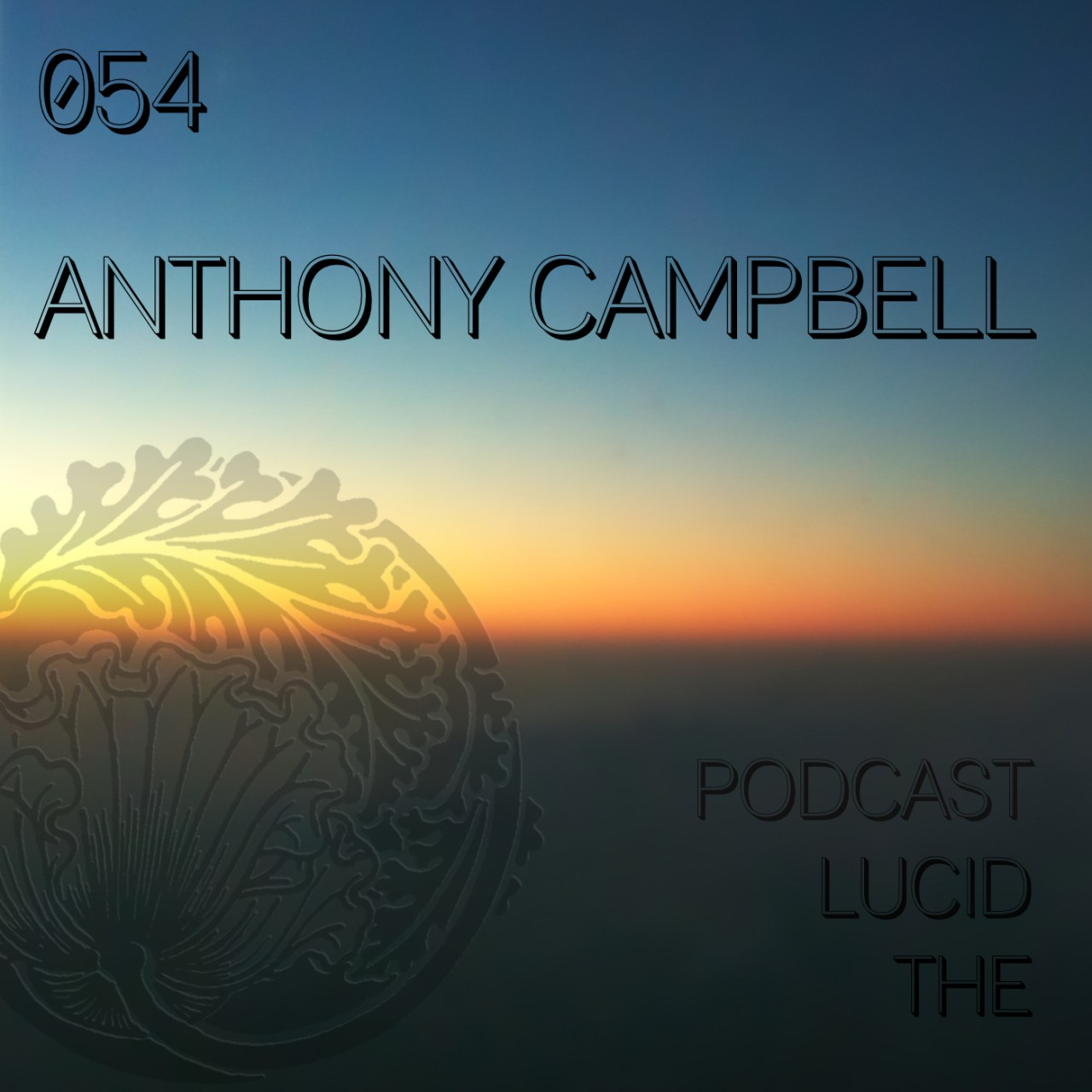 The Lucid Podcast: 054 Anthony Campbell