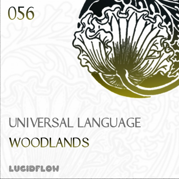 LF056 – Universal Language – Woodlands EP