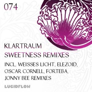 LF074 Sweetness Remixes - Klartraum 600