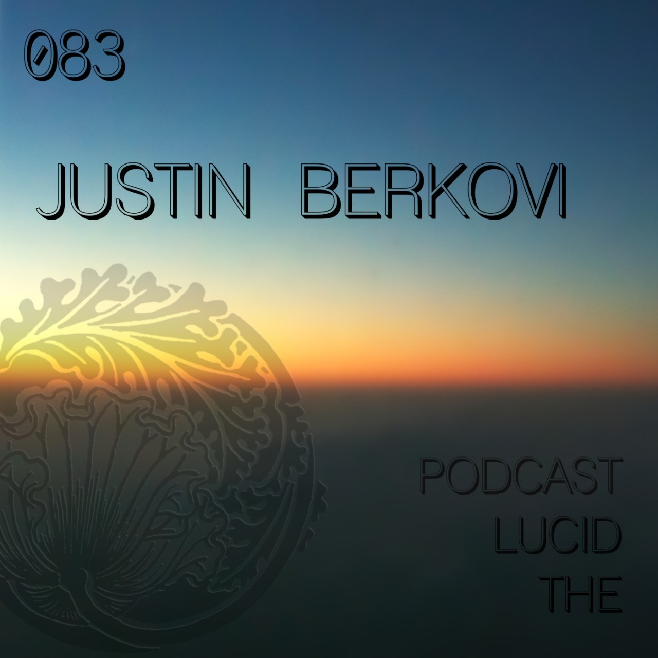The Lucid Podcast 083 Justin Berkovi (live)