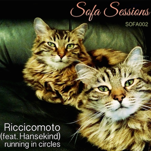 Sofa Sessions 02: Riccicomoto – Running in Circles (feat. Hansekind) (15.6.)
