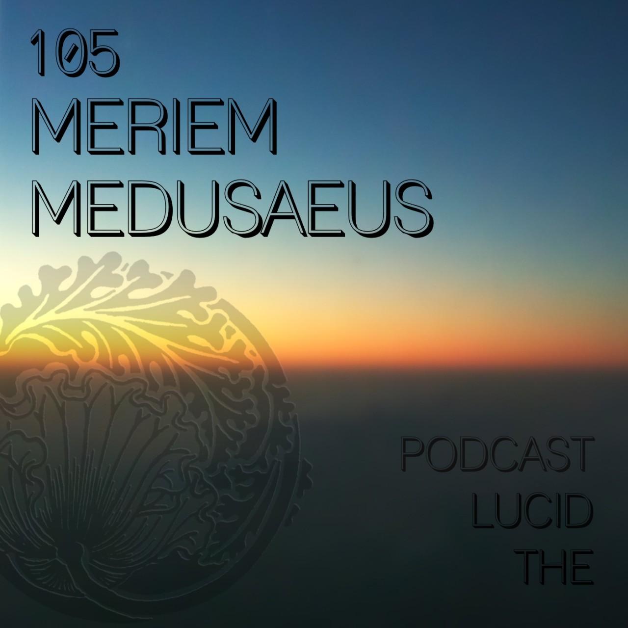 The Lucid Podcast 105 Meriem Medusaeus