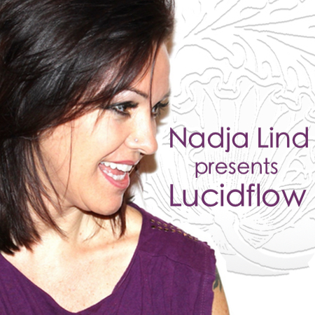 1. Wed/month 12 CET: Nadja Lind's Lucidflow show on Pioneer DJ Radio