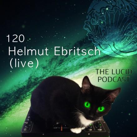 TLP 120 – Helmut Ebritsch (live) at Ritter Butzke, Berlin 2016