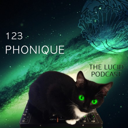 TLP123 – Phonique – Lucidflow Podcast