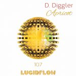 LF107: D. Diggler – Apricot EP now available in all shops