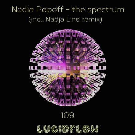 LF109: Nadia Popoff – The Spectrum EP (Nadja Lind Rmx) (11.7.2016) INCL. STEMS