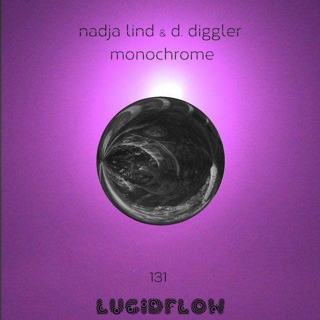 LF131 Nadja Lind & D. Diggler – Monochrome