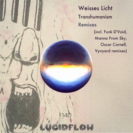 LF140 Weisses Licht – Remixes (Funk D'Void, Manna From Sky, Oscar Cornell, Vynyard)