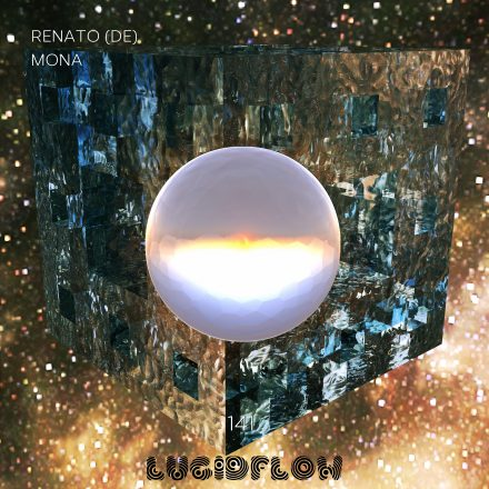 LF141 Renato (DE) – Mona EP …Picking up the baton from this benchmark, 'Distance' adds a