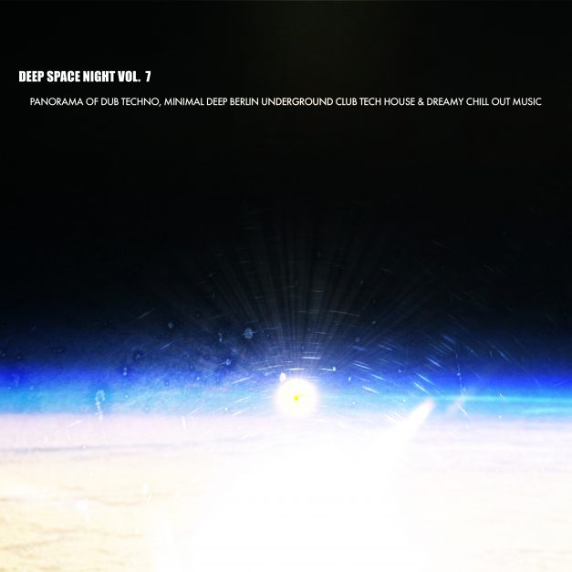 #2 on Beatport! Deep Space Night, Vol. 7 (check out previous albums here…)