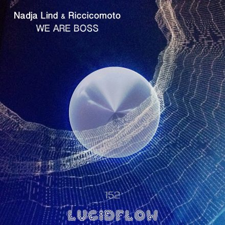 LF152 Nadja Lind & Riccicomoto now on BANDCAMP and all shops