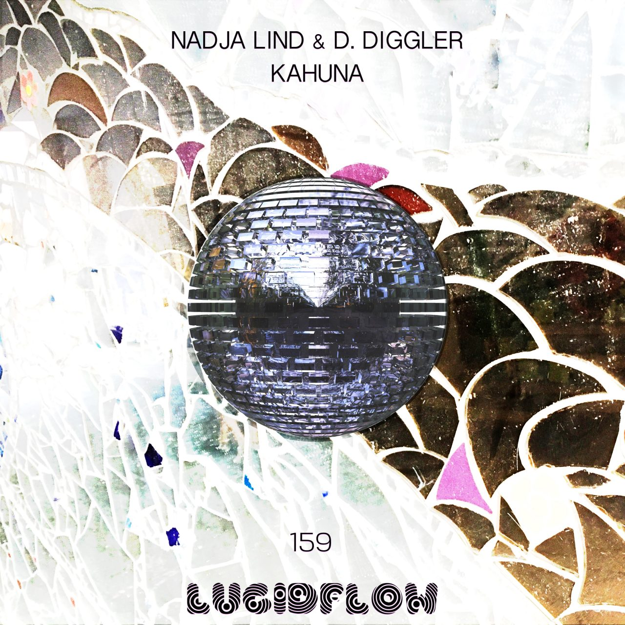 LF159: Nadja Lind and D. Diggler – Kahuna (incl. Helmut Ebritsch remix) 19th Nov