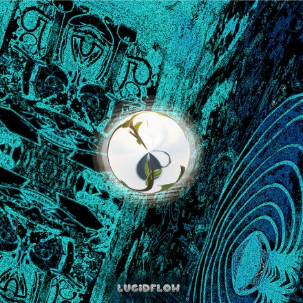 Ltd. Edition NOW in record shop: 10 YEARS Lucidflow (12″ Vinyl Color Sleeve)