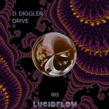 LF183 D. Diggler – Drive EP