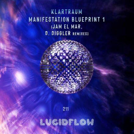 LF211 Klartraum Manifestation Blueprint 1 (Jam El Mar, D. Diggler remixes)