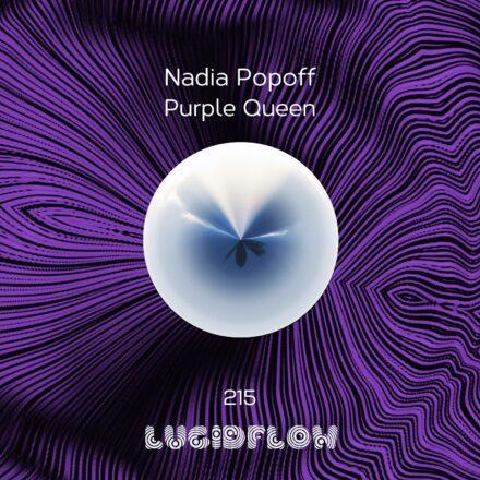 LF215 Nadia popoff – purple queen