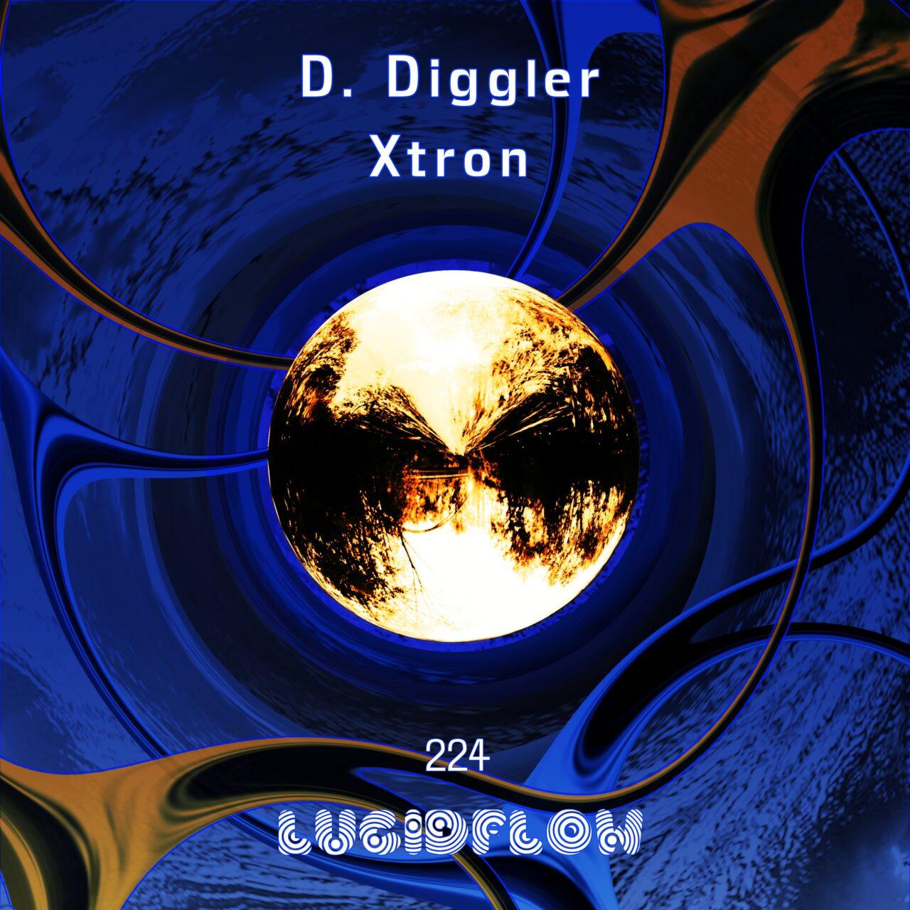 LF224 D. Diggler – Xtron